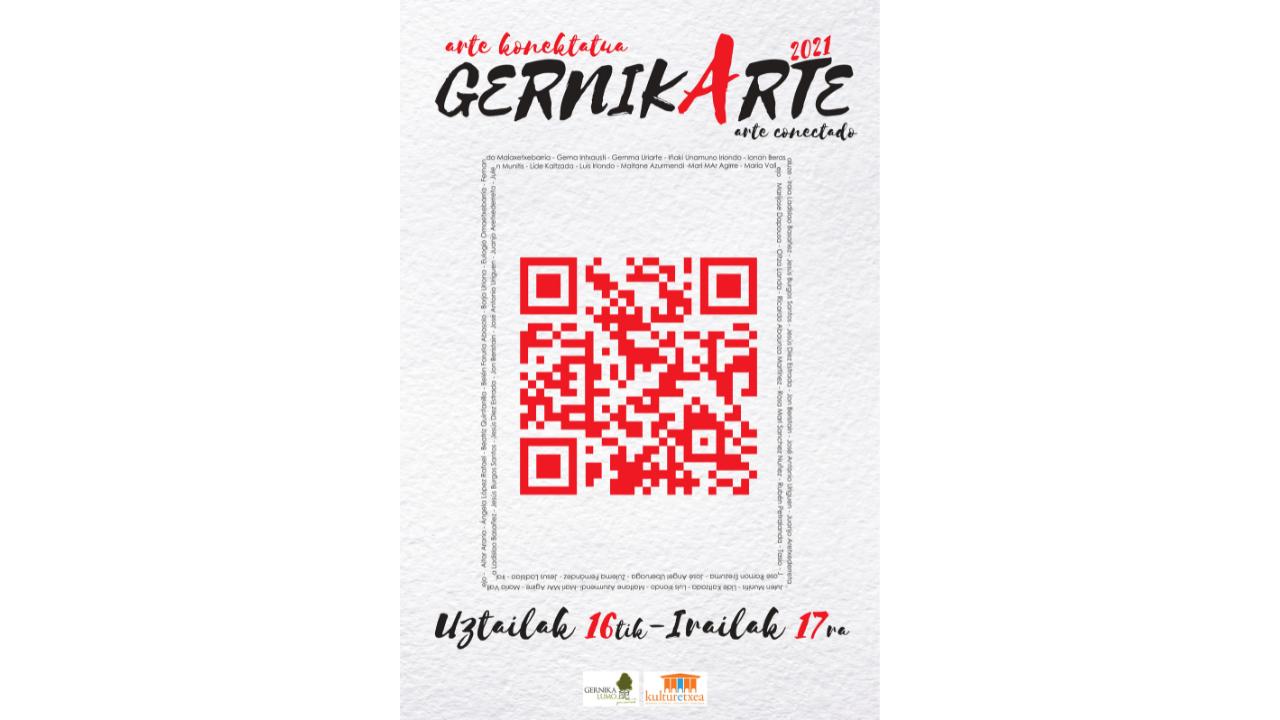 'GERNIKARTE 2021' vuelve con una nueva edición que será digital