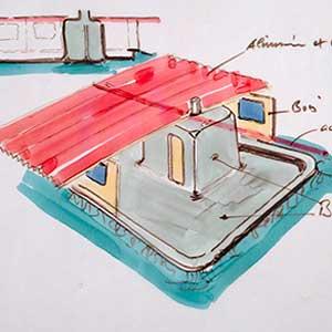 el universo jean prouve arquitectura industria mobiliario