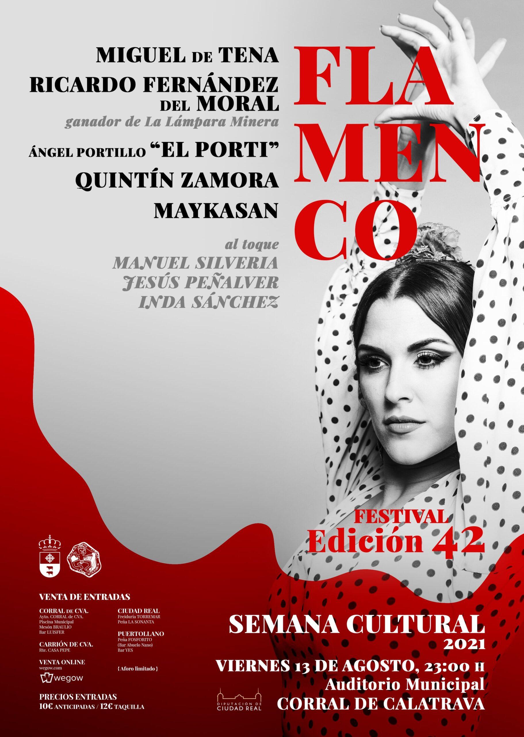festival flamenco 42 corral de calatrava 1625555838750532