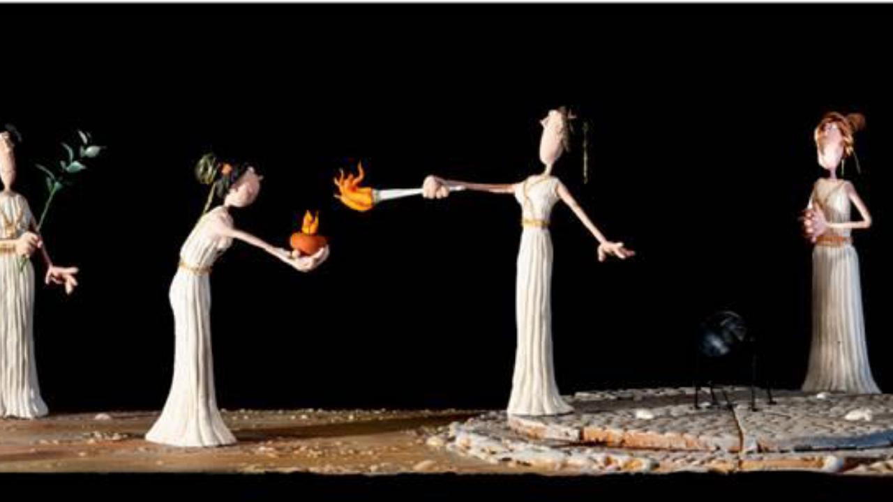 Artea trae la exposición 'Plastihistoria del Deporte'