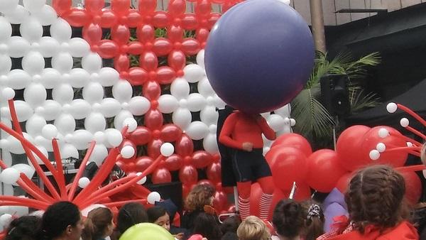 globotolo espectáculo familiar Pontevedra