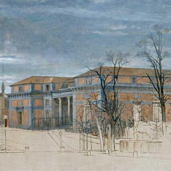 Historia del Museo del Prado y sus edificios en Madrid