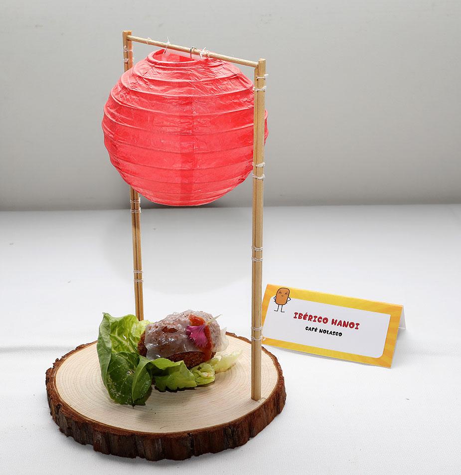 mejor croqueta de Zaragoza Cafe Nolasco