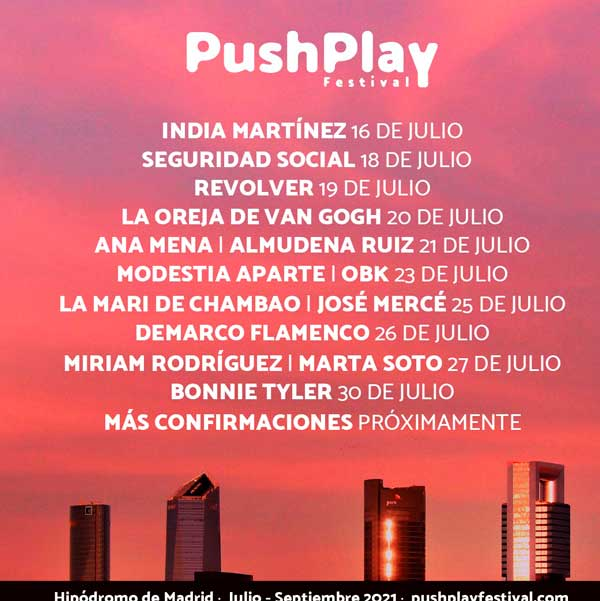 push play festival 2021