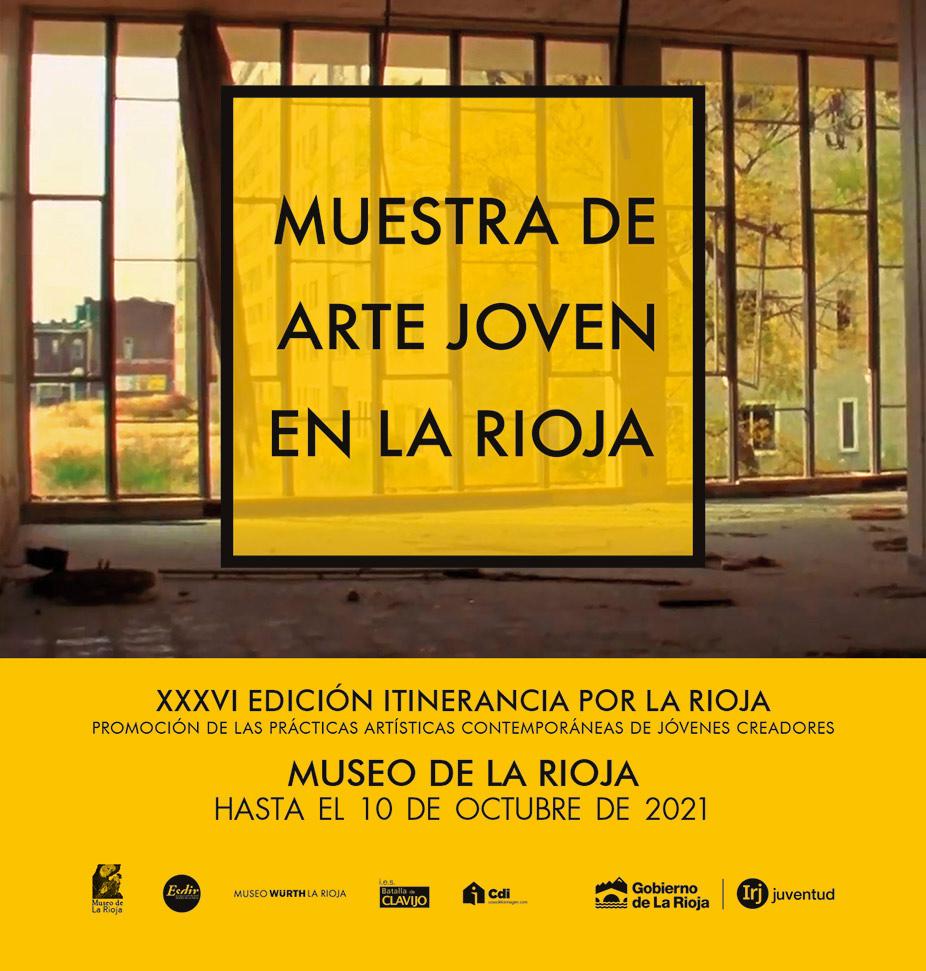 XXXVI Muestra Itinerante de Arte Joven en La Rioja