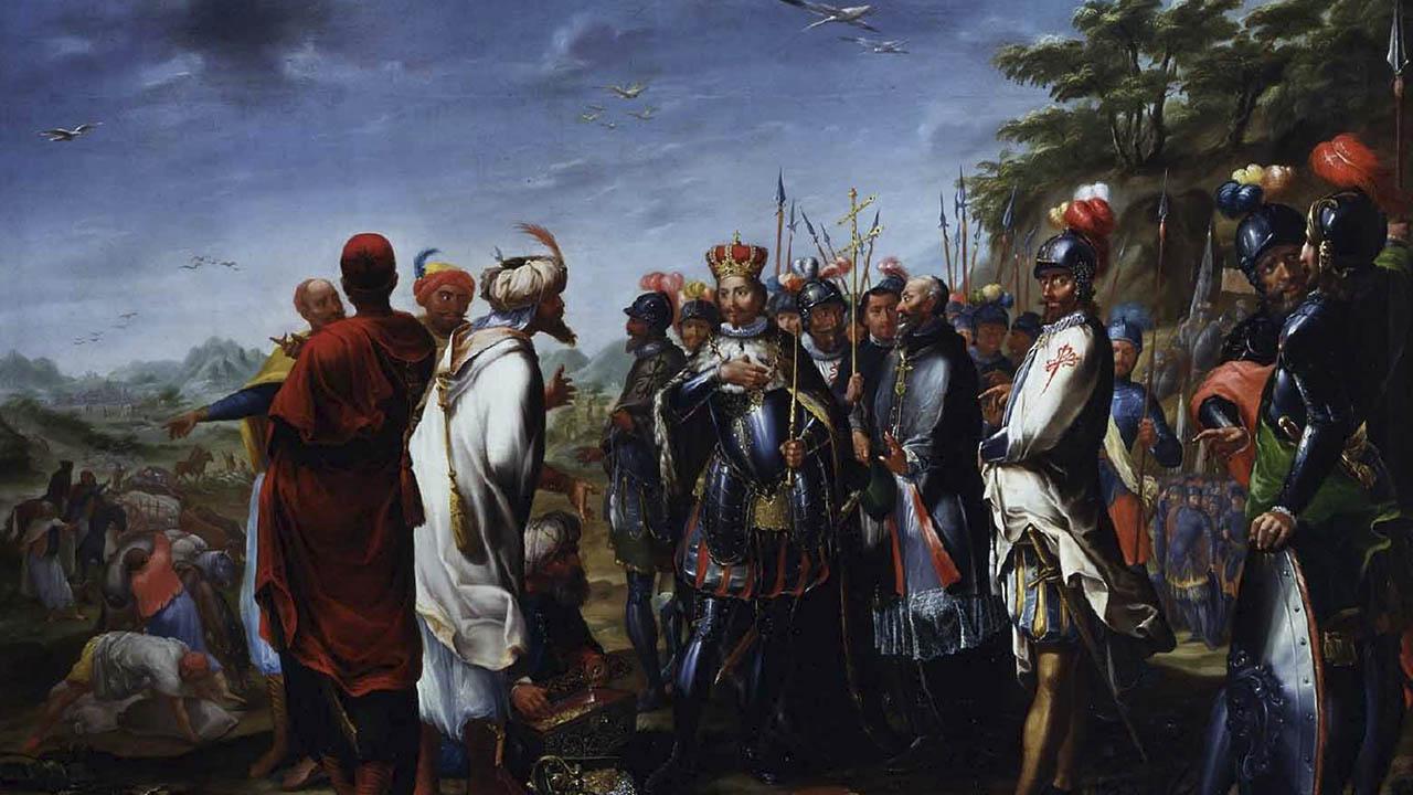 Conquista de Granada La toma de Granada 1491 1492