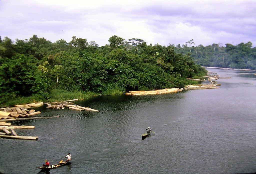 Delta del Niger.
