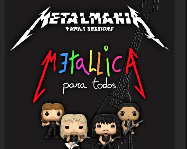 Descubriendo a Metallica, concierto familiar en Cangas