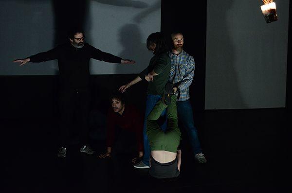 El Dispositivo danza Vigo