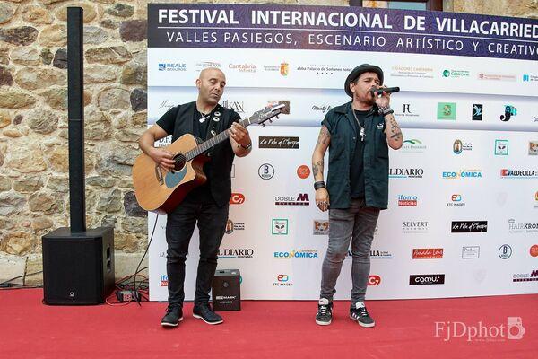 Festival Internacional de Villacarriedo Jimmy Barnatan y Sergio Gonzalez 2 1