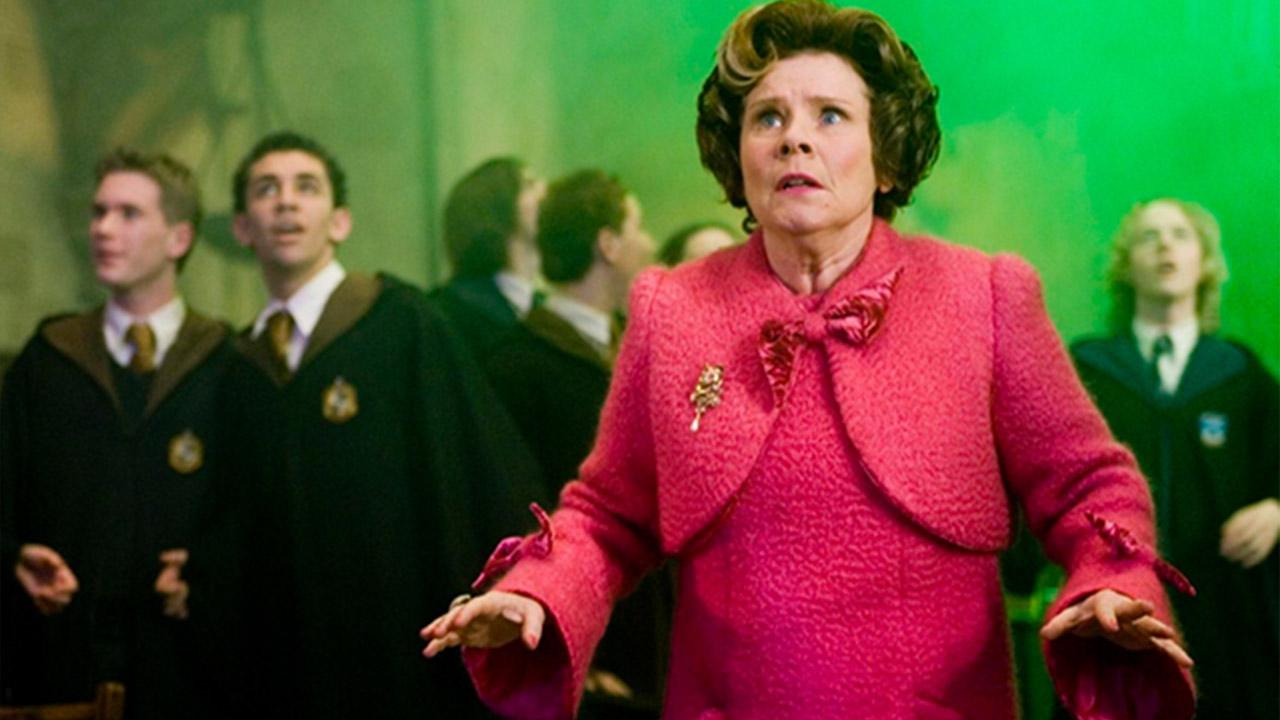 Imelda Staunton en Harry Potter