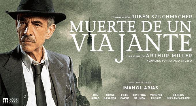 MUERTE DE UN VIAJANTE en el Teatro Infanta Isabel MADRID ES TEATRO