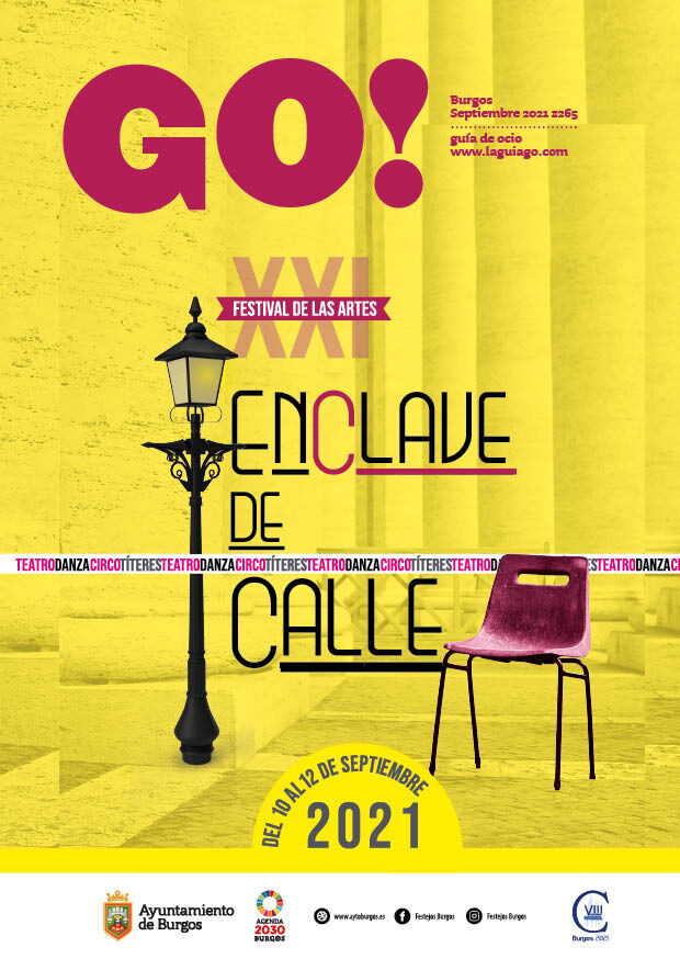 Revistas Go! Septiembre 2021