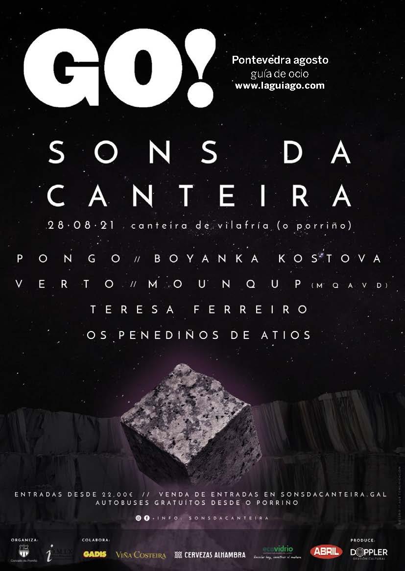 Portada LaGuiaGO Pontevedra Agosto