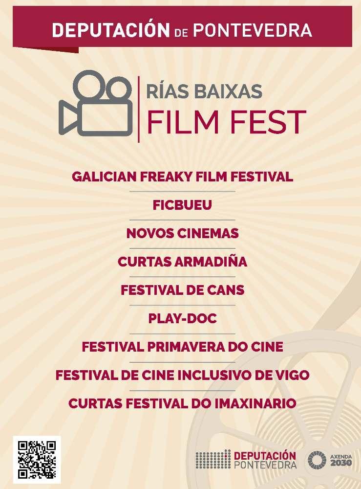 Rias Baixas Film fest cine Pontevedra
