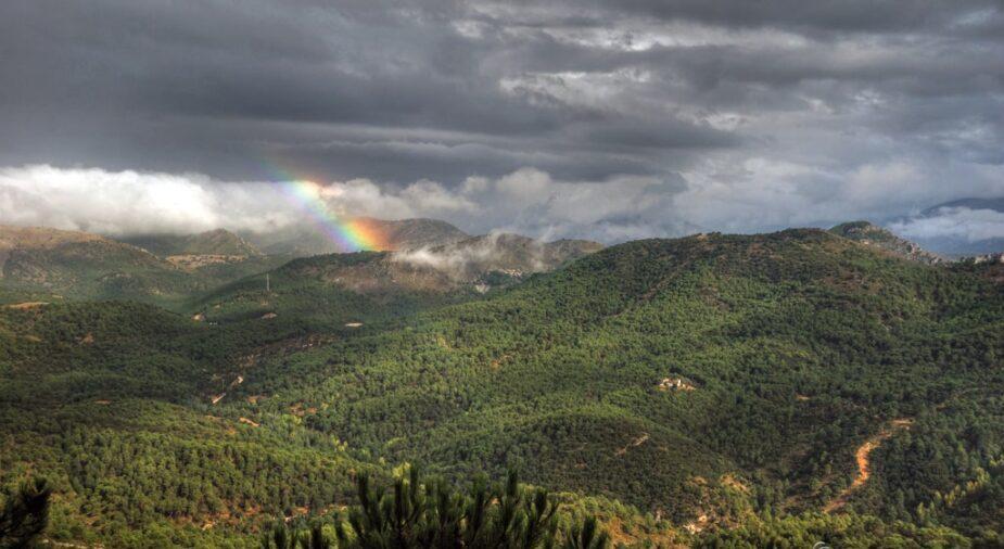 Puerto de la Mora y Parque natural de Sierra de Huétor, Granada