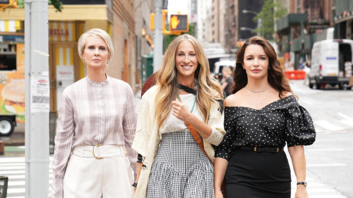Todas las novedades sobre el 'reboot' de 'Sexo en Nueva York'
