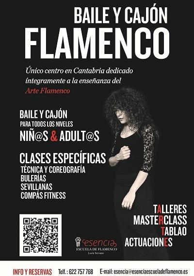 esencia escuela de flamenco