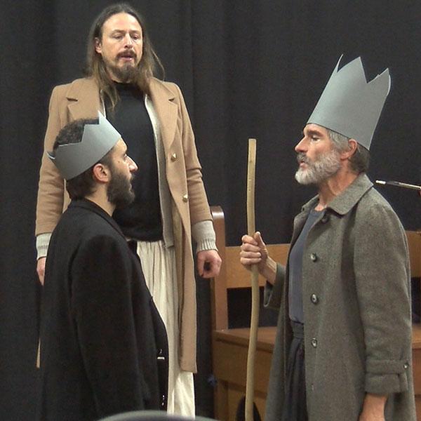 Nise, la tragedia de Inés de Castro en Gran Teatre d'Elx en Alicante