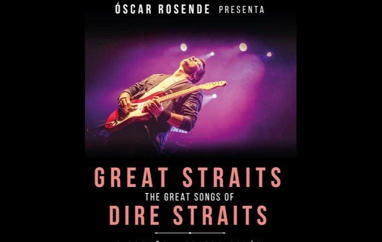 Concierto de Oscar Rosende & Great Straits en A Coruña