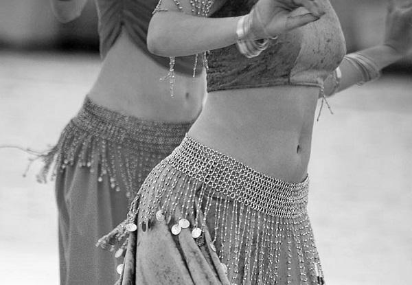 pasos danza oriental
