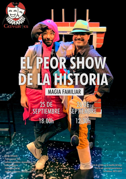 peor show