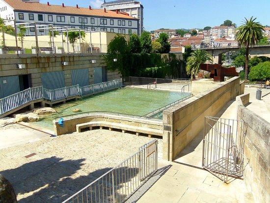 piscina termal as burgas