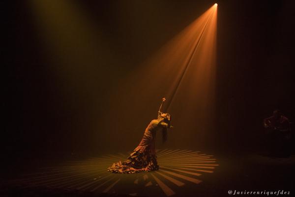 Danza en el Palacio de Festivales con'Amores flamencos'