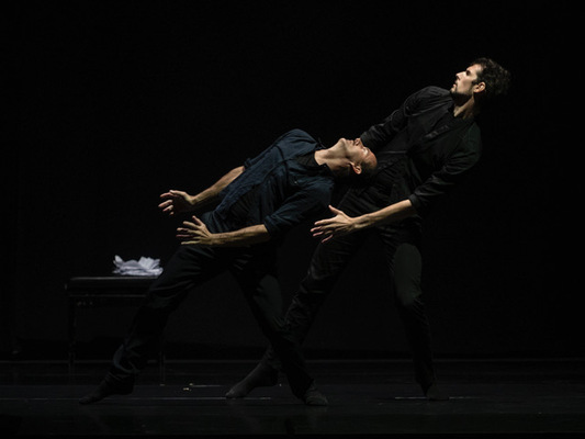 """Danza """"Into the white"""" en el Palacio de Festivales"""