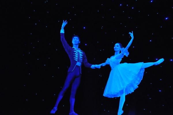 Ballet Ruso 'El cascanueces' en el Palacio de Festivales