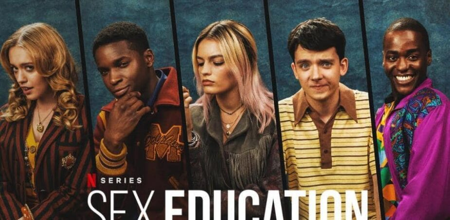 3º Temporada Sex Education