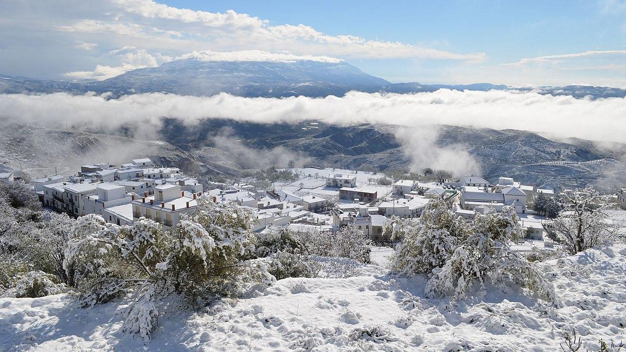 Alpujarra Yegen Granada