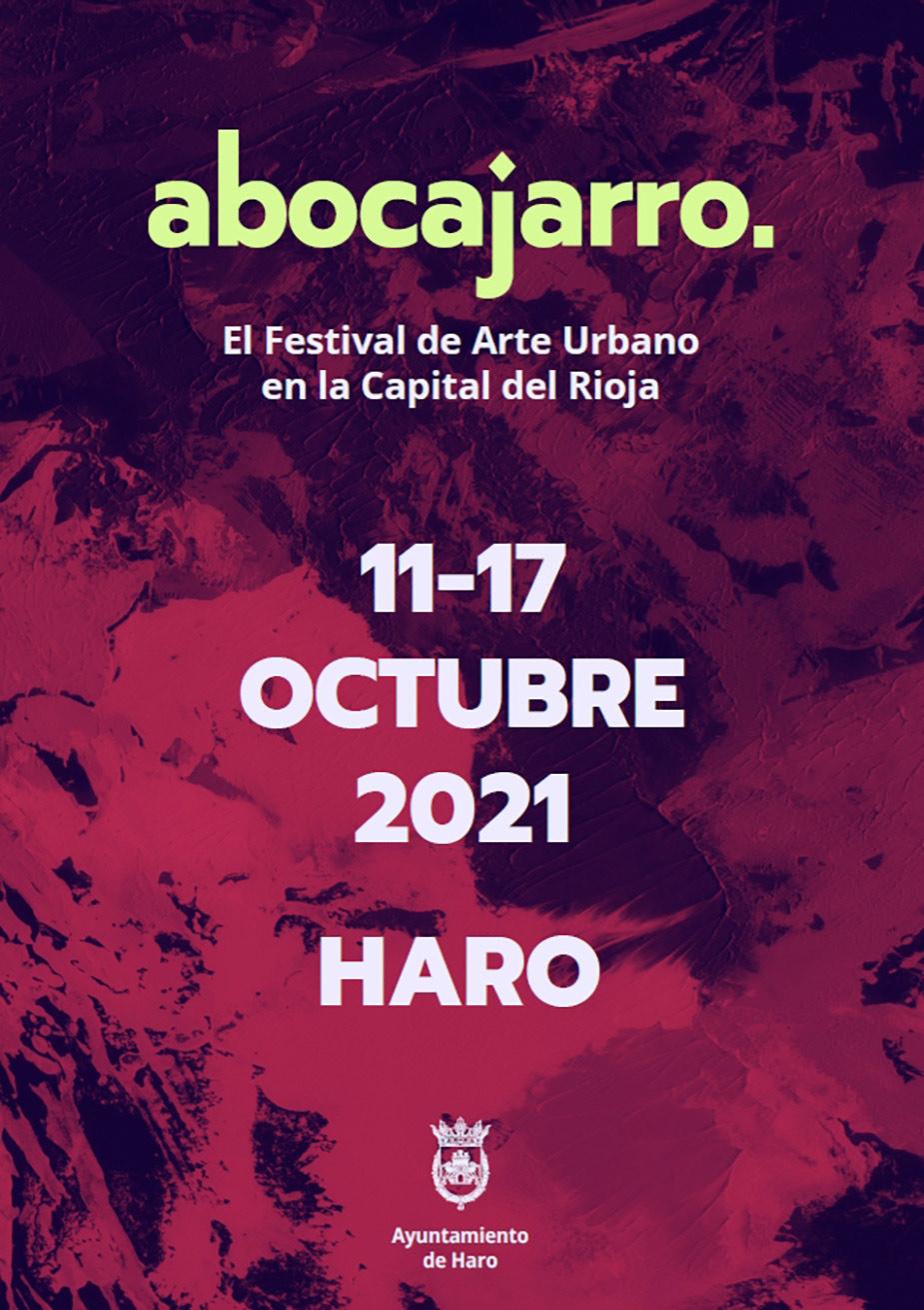 Abocajarro, festival de Arte Urbano