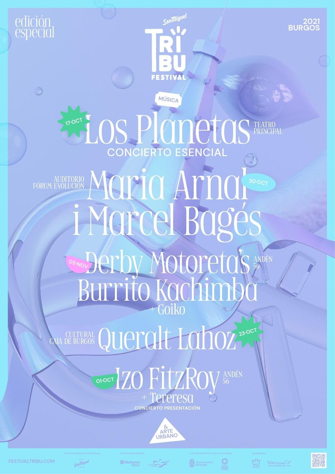 Cartel San Miguel Tribu Festival 2021 min