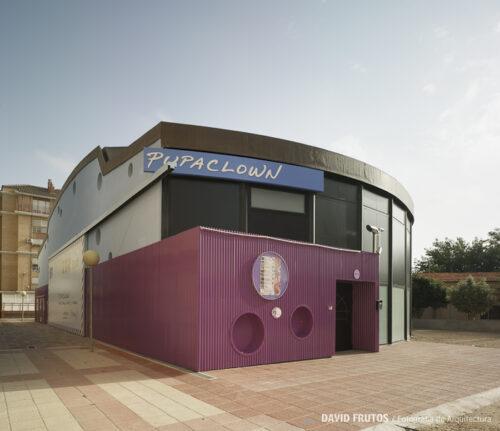 El Centro Escenico Pupaclown 1