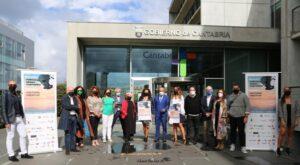 Encuentro Portugal Cantabria Brasil. Foto familia presentación 1