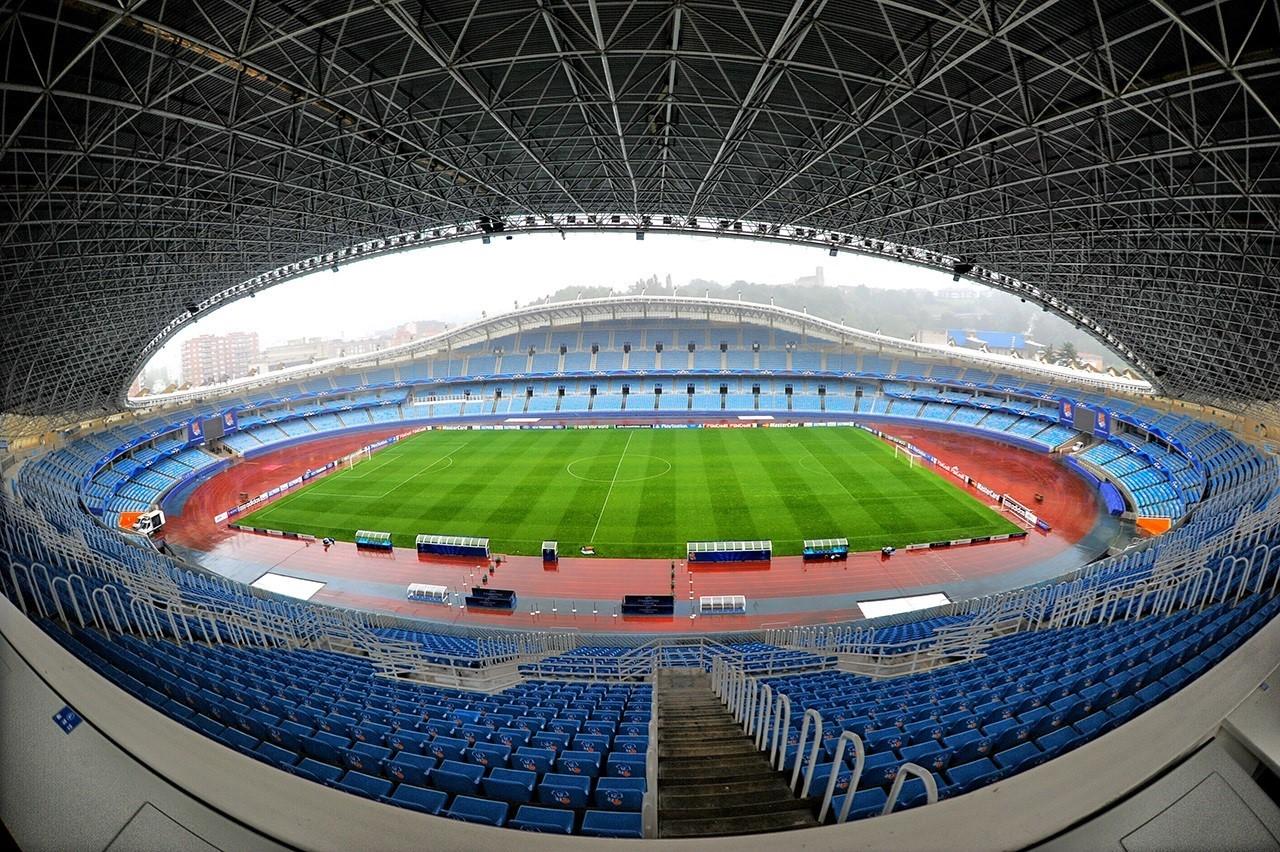 Estadio de Anoeta, no te lo pierdas si te das una escapada a San Sebastián