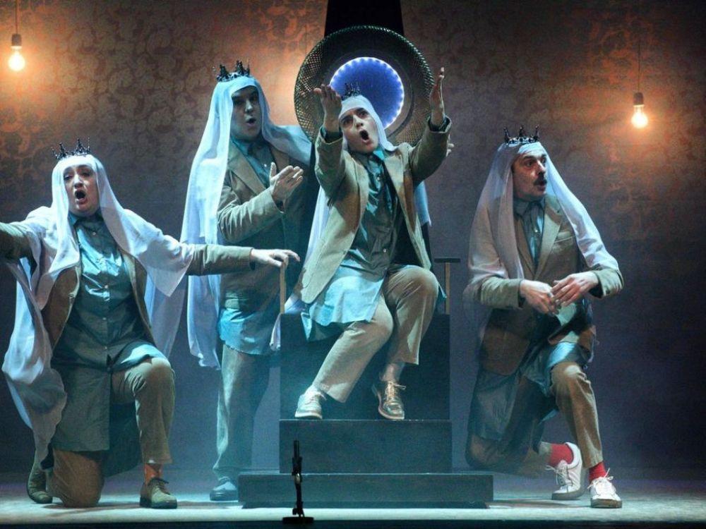 Estrela do día, obra de teatro en Pontevedra
