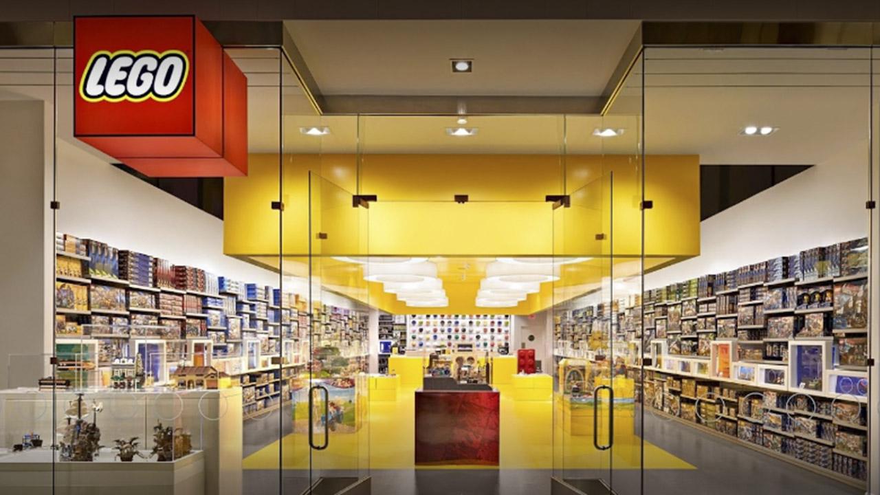 Exterior LEGO® Store Barcelona