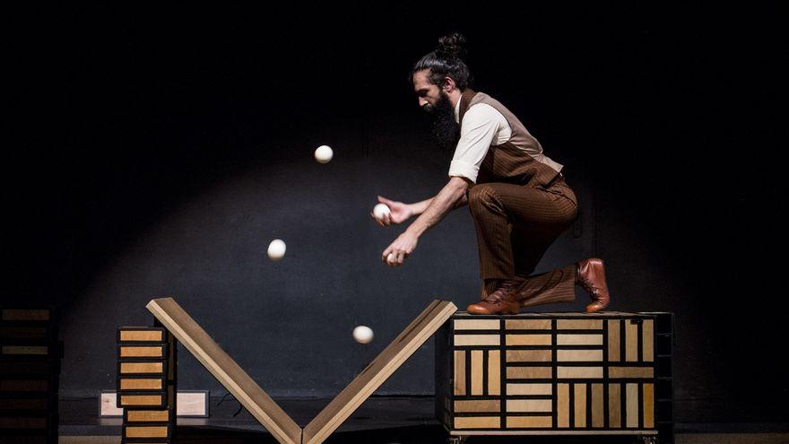 Festival de Circo en Murcia