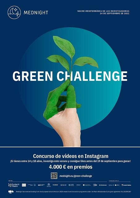 Green Challenge de Mednight