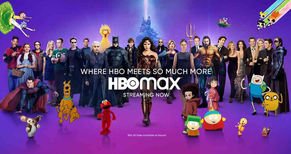 HBO MAX llega en octubre a España, precio y catálogo