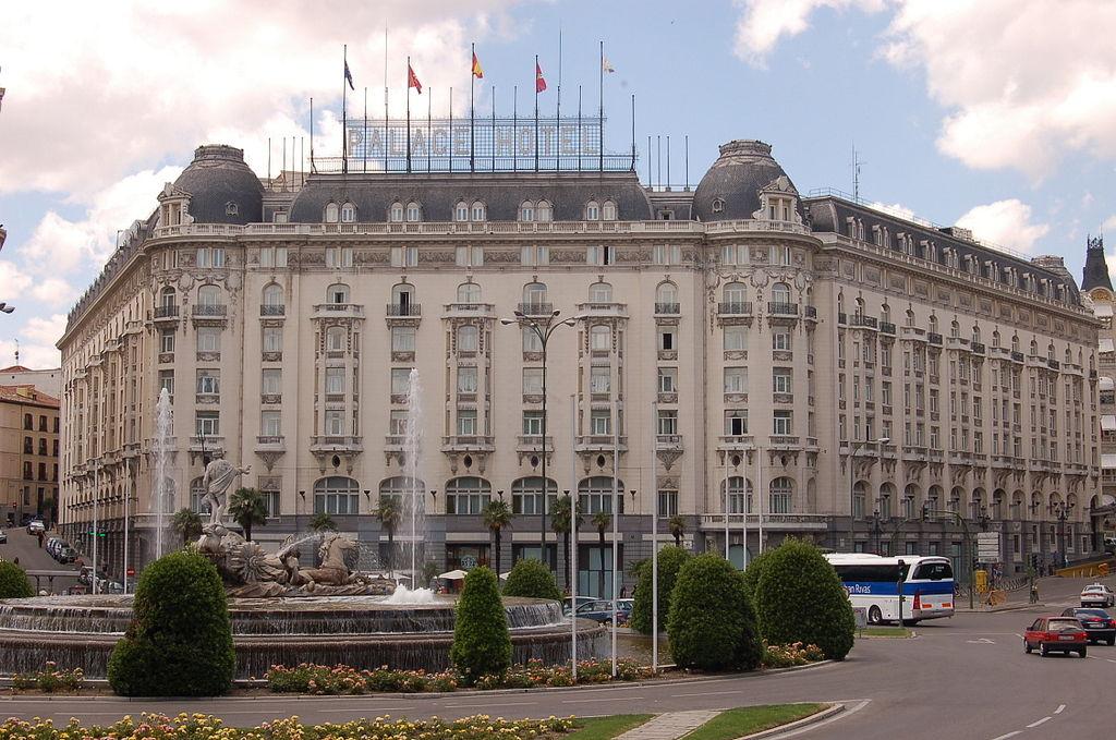 Hotel Palace Madrid