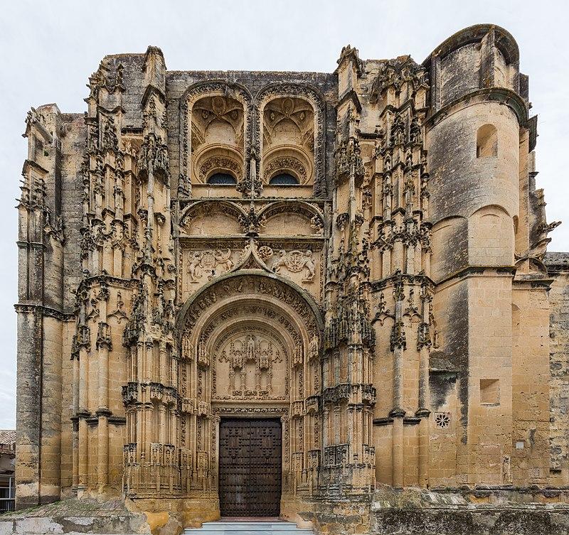Iglesia de Santa Maria de la Asuncion Arcos de la Frontera Cadiz Espana