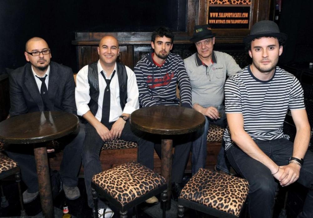 Concierto tributo a Sabina con Jimenos band en Cangas