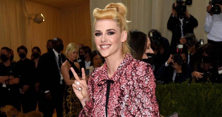 Met Gala - Kristen Stewart -
