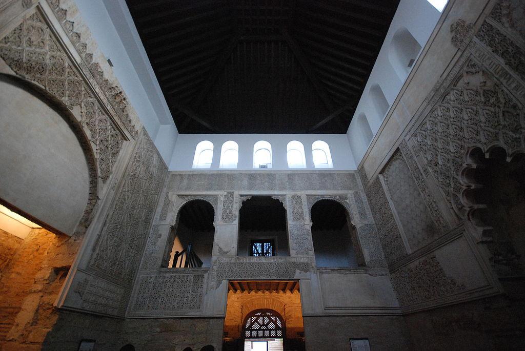 La Sinagoga de Cordoba es una de las tres sinagogas que se mantienen en pie actualmente en Espana. Fue construida en 1315 por el alarife Isaac Moheb.