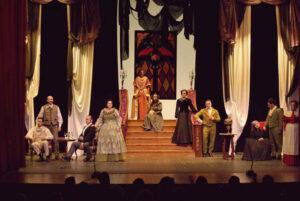 Lady Violet festival teatro aficionado