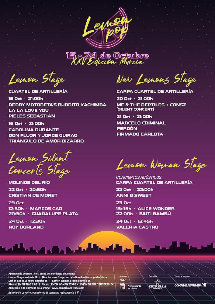 Lemon Pop Festival 2021
