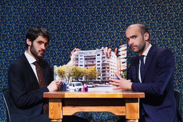 Los Remedios, obra de teatro en el auditorio municipal de Vigo